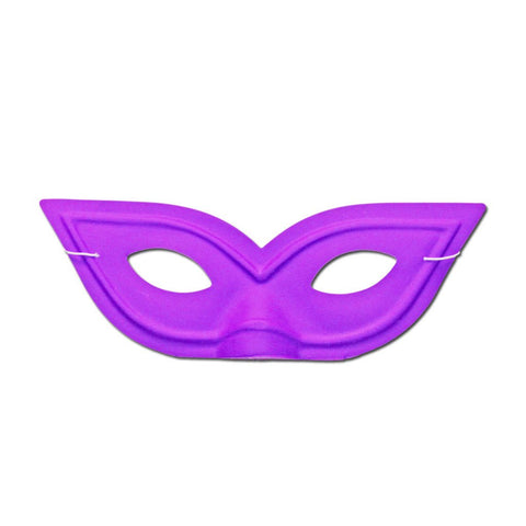 Pointy Purple Masquerade Mask