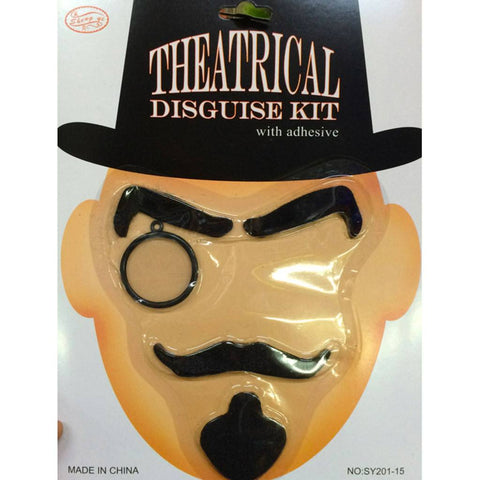 Fancy Dress Costume Accessory - Theatrical Disguise Set