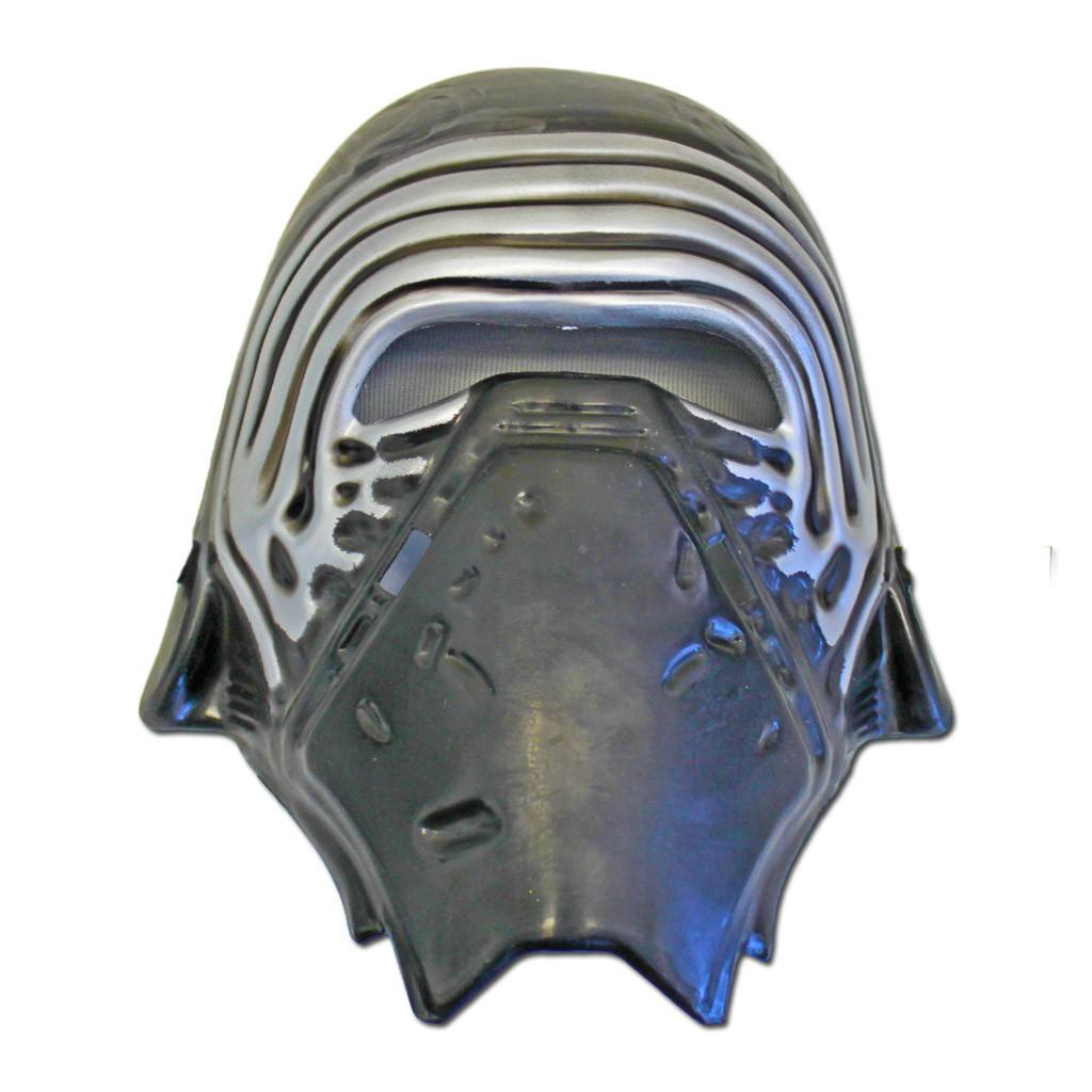 Childrens Kylo Half Mask - Fancy Dress Costume - Simply Party Supplies