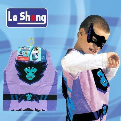 Childrens Villain Costume Ages 4-7