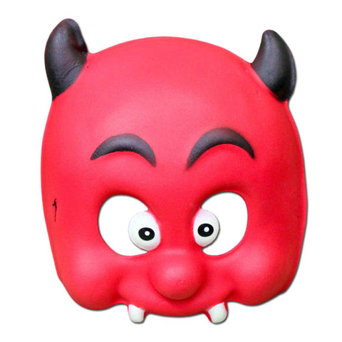 Goofy Childrens Halloween Devil Foam Mask