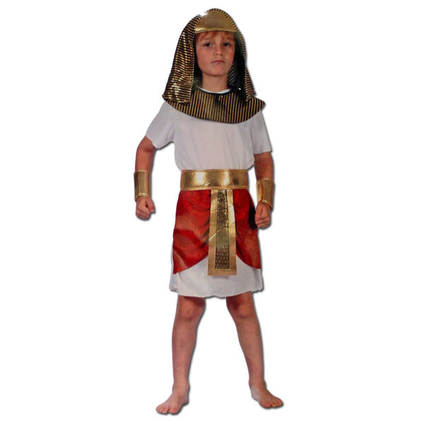 Buy Boys Egyptian Pharaoh Costume At Simply Party Supplies