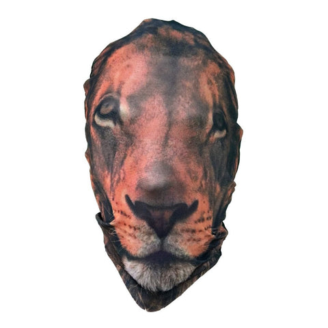 Stocking Mask - Lion Stocking Mask