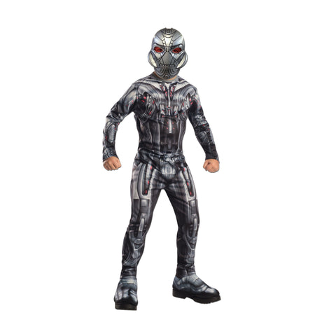 Fancy Dress Costume - Childrens Avengers Ulton Costume - Ages 5-7