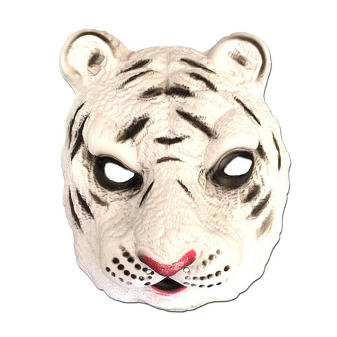EVA Mask - EVA Foam White Tiger Mask