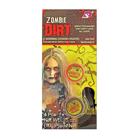 Fancy Dress Costume Accessory - Zombie Dirt