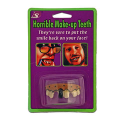 Fancy Dress Costume Accessory - Horrible Makeup Teeth