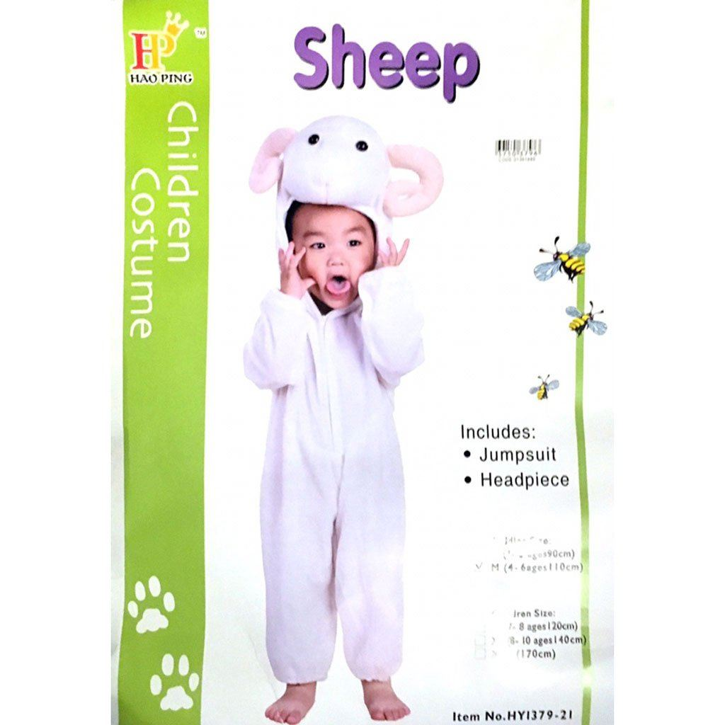 Fancy Dress Costume - Sheep Onesie Childrenu0027s Costume  sc 1 st  Simply Party Supplies & Buy Sheep Onesie Childrenu0027s Costume at Simply Party Supplies for ...