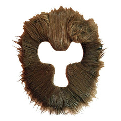 Masquerade Mask - Instant Werewolf Halloween Mask Brown