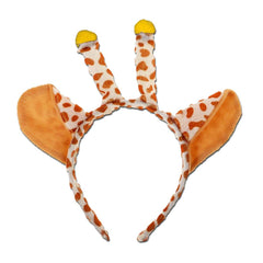Fancy Dress Costume Accessory - Childrens Giraffe Ears