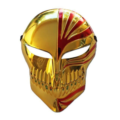Gold Zambogi Scary Halloween Mask