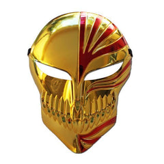 PVC Mask - Gold Zambogi Scary Halloween Mask