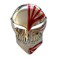 PVC Mask - Silver Zambogi Scary Halloween Mask