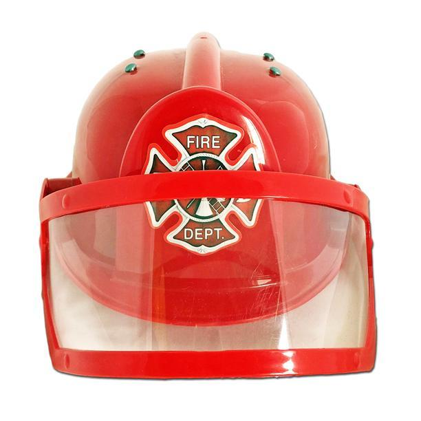 Firemans Hat with Visor accessories, adult, childrens, costume, fancy dress, fire fighter, fireman, girls, hats, mens, red, womens