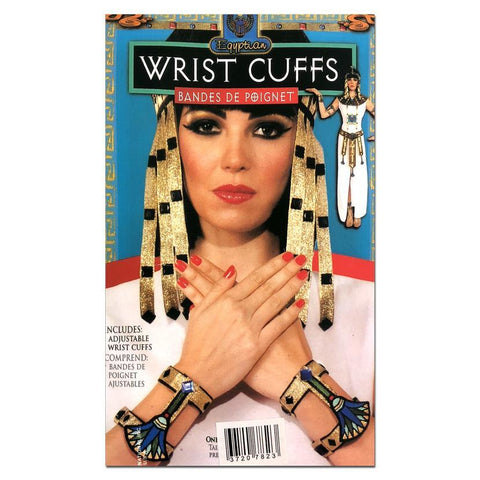 Egyptian Queen Hand Bracelets accessories, adult one size, costume, egyptian, fancy dress, girls, gold, pharoah, womens