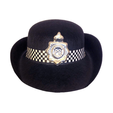 Fancy Dress Costume Accessory - Police Woman Hat
