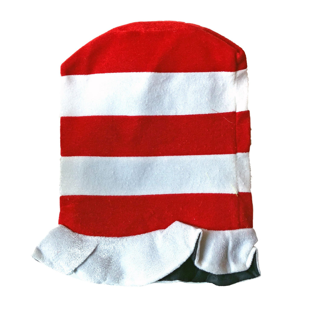 hat - Dr Seuss Cat In The Hat Head Piece