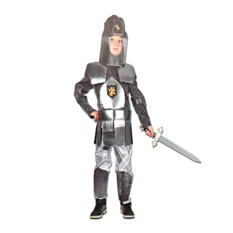 Childrens Deluxe Armor Knight Costume