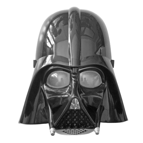Darth Vader Childs Fancy Dress Plastic Mask