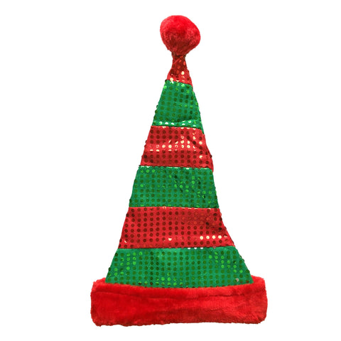 Sequin Christmas Santa Claus Hat