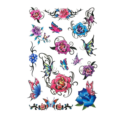 Temporary Tattoo Designs Booklet 11