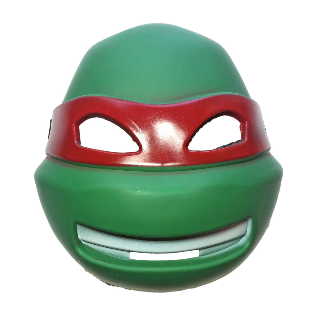 Childrens TMNT Raphael Mask - Fancy Dress Costume - Simply Party Supplies