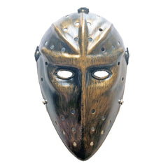 Jason Hockey Mask - Gold Long