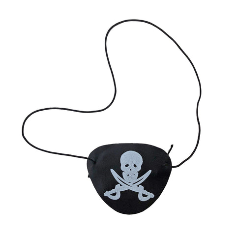 Pirates Eye Patch Skull