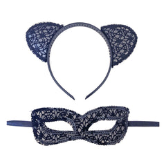 Masked Mouse Masquerade Mask And Ears