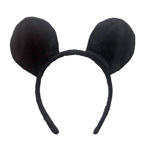 Childrens Mickey Mouse Ears accessories, animal print, animals, boys, childrens, costume, ears, fancy dress, girls, mickey mouse, mouse