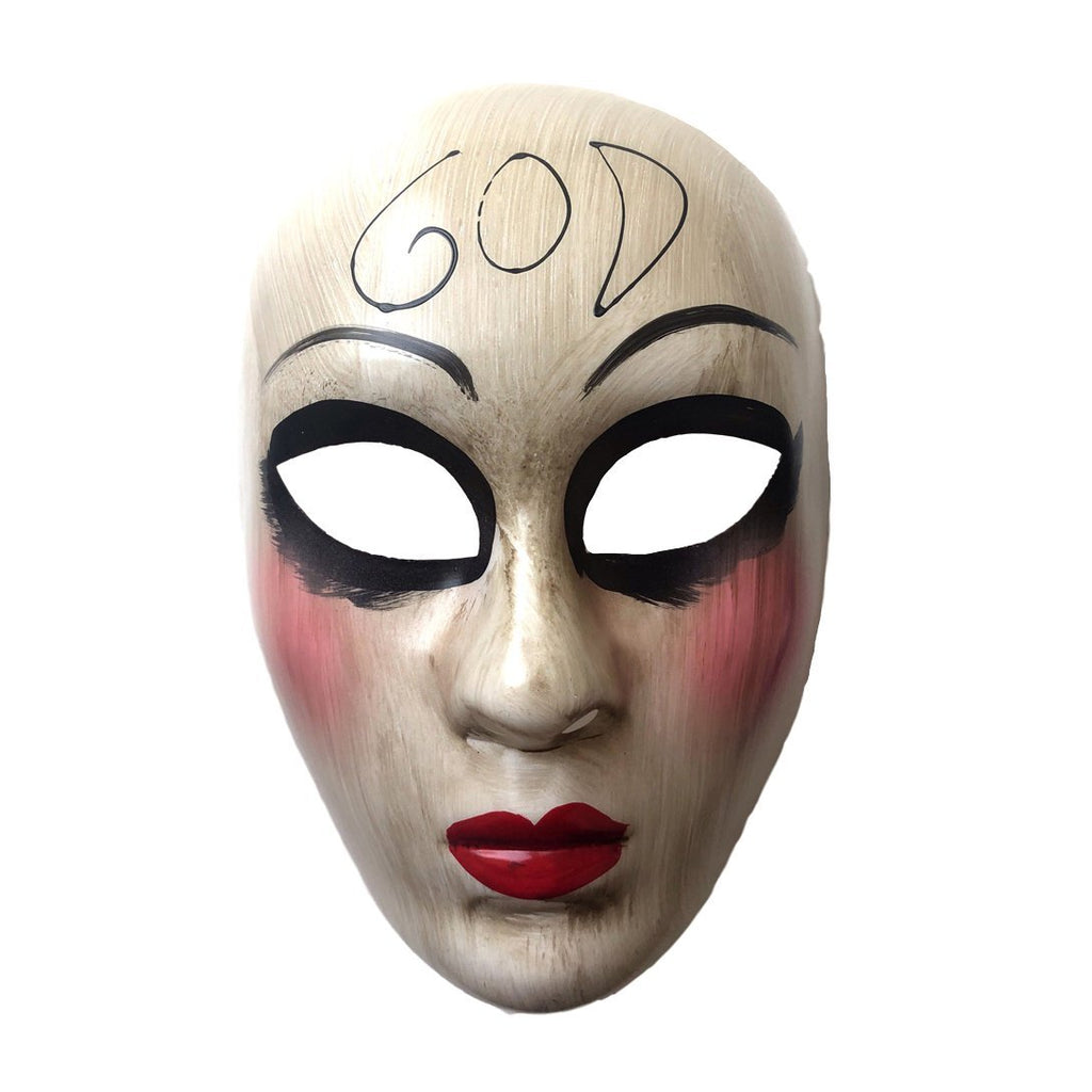 Another Purge Anarchy Mask adult one size, fancy dress, half masks, halloween, masks, mens, scary, the purge, villains