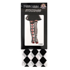 Alice In Wonderland Stockings - Fancy Dress Costume Accessory - Simply Party Supplies