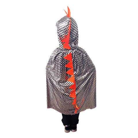 Children's Dragon Cape boys, cape, child one size, childrens, costume, dragon, fancy dress, girls, heroes