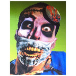 Zombie Surgical Mask With Teeth