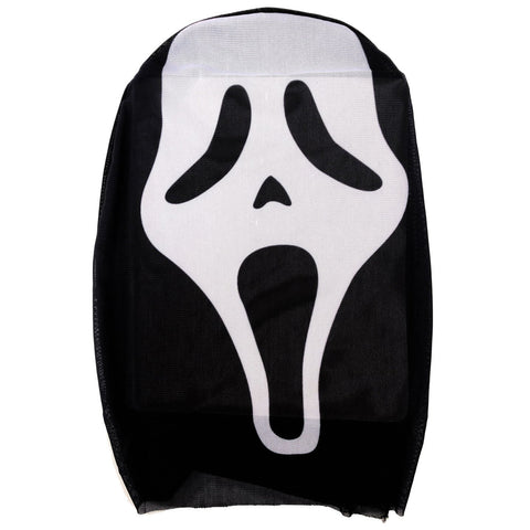 Scream Stocking Mask fancy dress, halloween, masks, mens, scary, scream, stocking, stocking mask