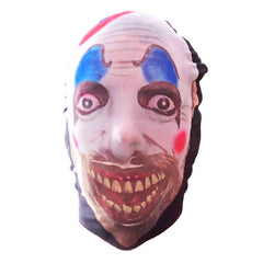 Scary Clown Stocking Mask clown, fancy dress, halloween, masks, mens, scary, stocking, stocking mask
