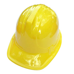 Childrens Economy Construction Hard Hat - Neon Yellow