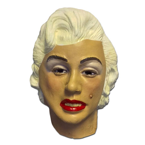 Marilyn Monroe Latex Mask