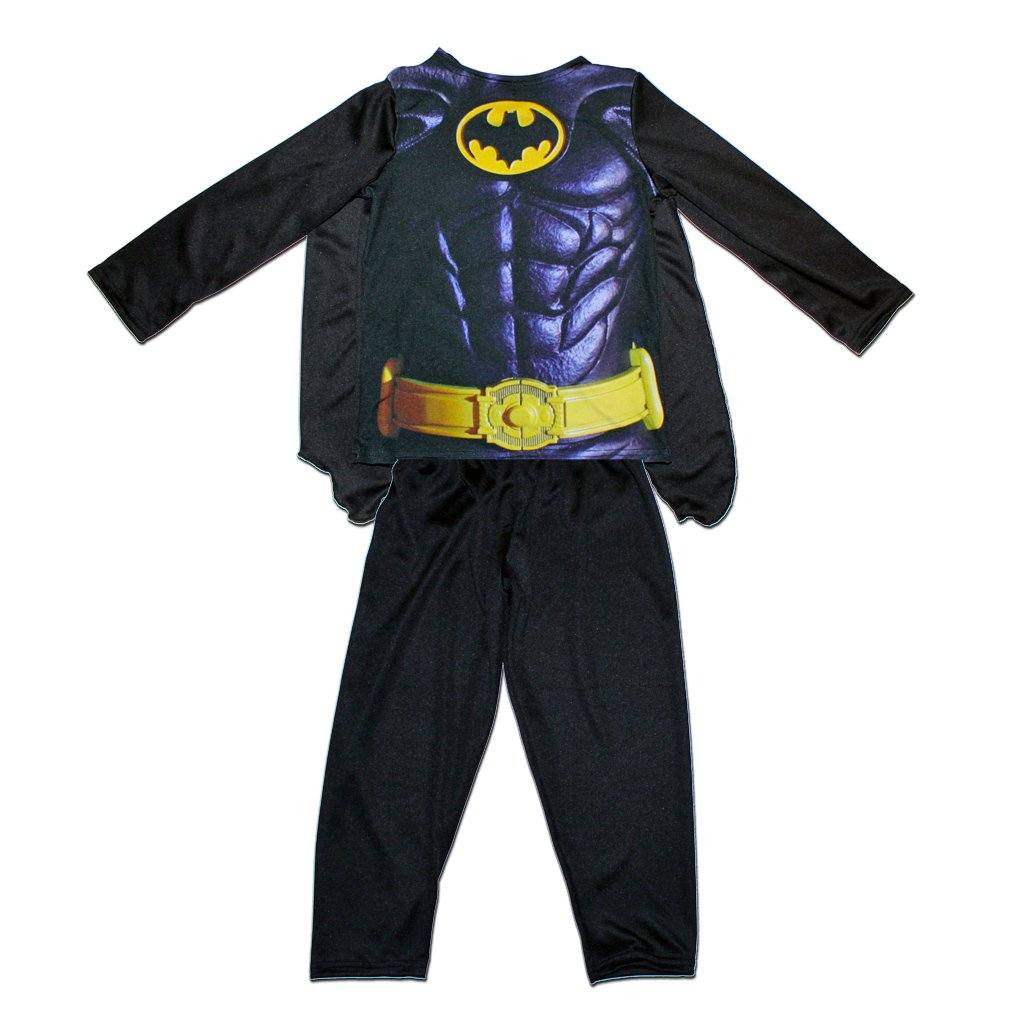 Bat Boy Childs Non-Padded Costume 12-18months - Fancy Dress Costume - Simply Party Supplies