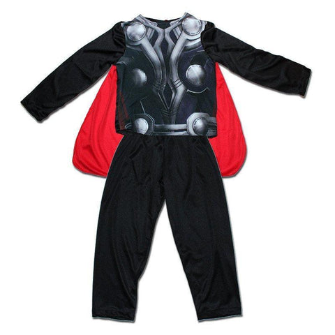 Thor Super Heros Childs Non-Padded Costume