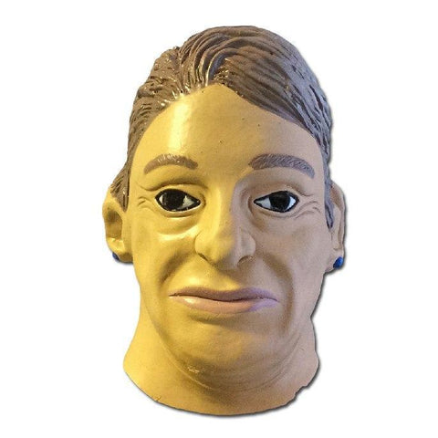 Latex Mask - Zille Look Alike Latex Mask