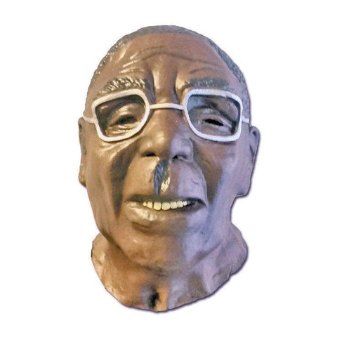 Latex Mask - Mugabe Look Alike Latex Mask
