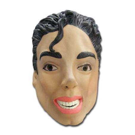 Latex Mask - Michael Jackson Look Alike Latex Mask