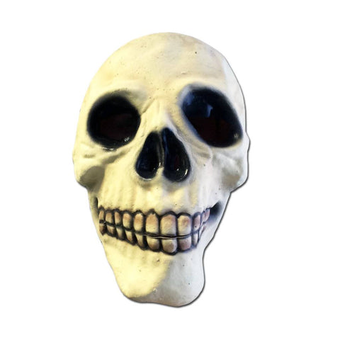 Masquerade Mask - Evil Skull Latex Halloween Mask