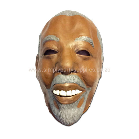 Mbeki Look Alike Latex Mask