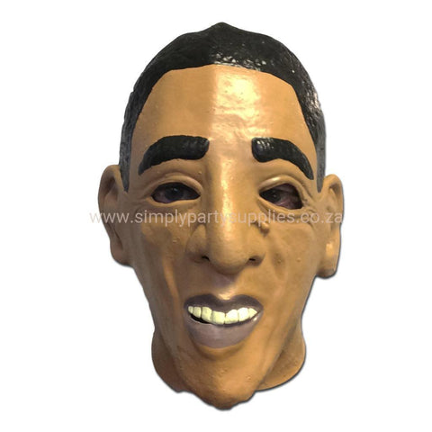 Latex Mask - President Obama Look Alike Latex Mask