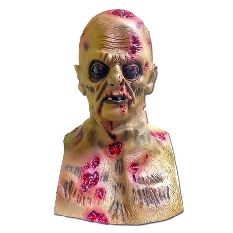 Deluxe Zombie Latex Mask