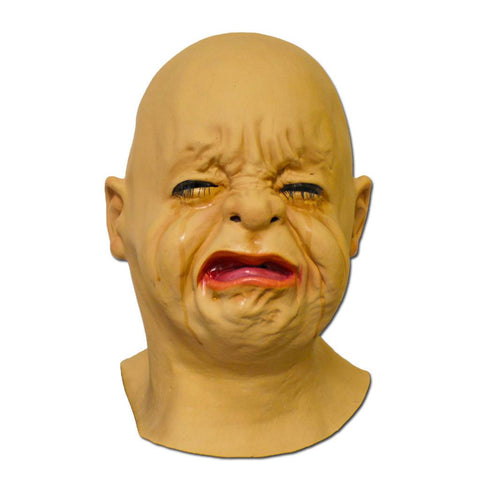 Crying Baby Latex Mask - Latex Mask - Simply Party Supplies