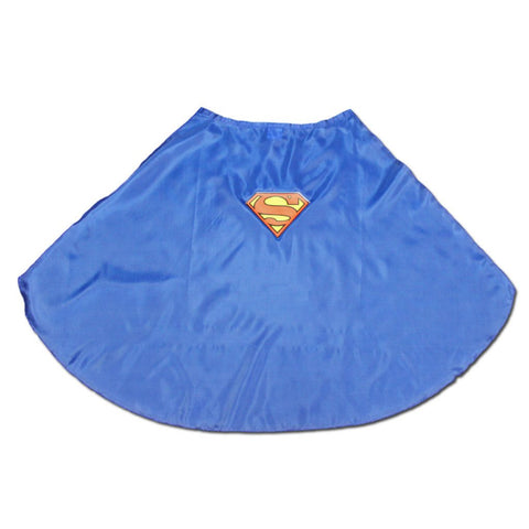 Super Boy/Girl Childs Fancy Dress Cape