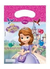 Loot Bags - Sofia The First Loot Bags - Pack Of 6